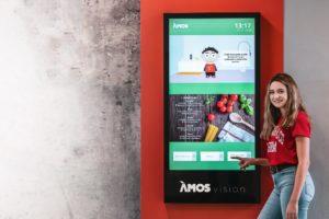interaktivní obrazovka